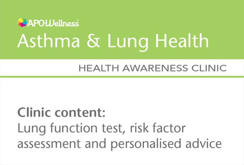 Asthma & Lung Health
