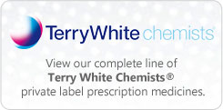 Terry White Chemist Products