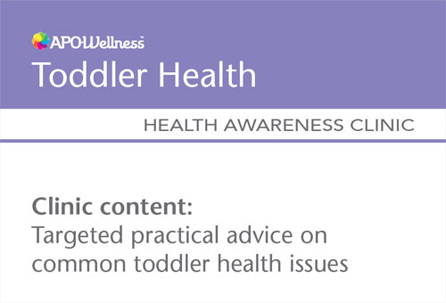 Toddler Health